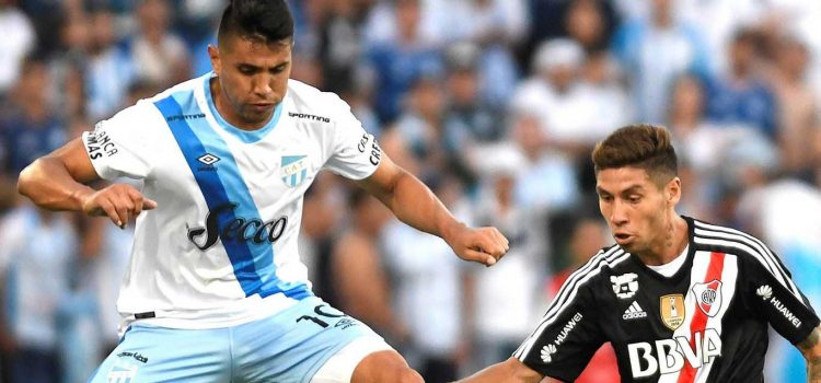 River visita a Atlético Tucumán por los cuartos de final de la Copa de la Superliga