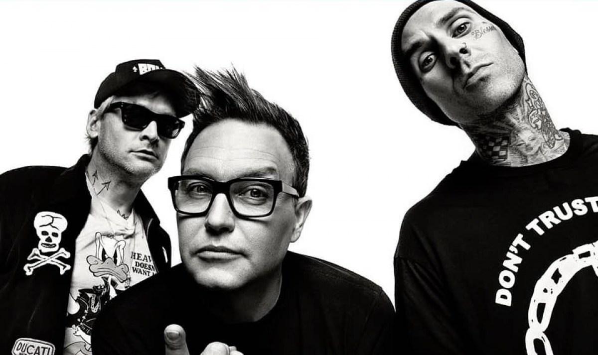Blink-182 lanzó el video de «Darkside»