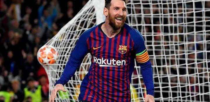 Lionel Messi sumó un nuevo premio para sus vitrinas