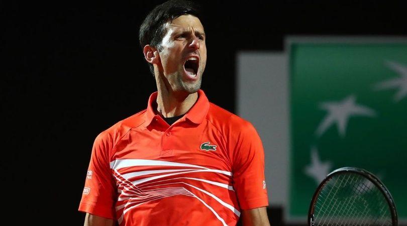Del Potro perdió ante Djokovic en cuartos de Roma y ahora va por Schwartzman