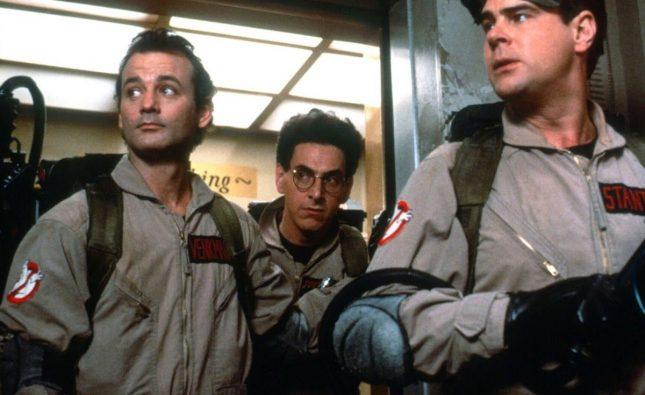 Bill Murray está dispuesto a hacer una nueva Ghostbusters