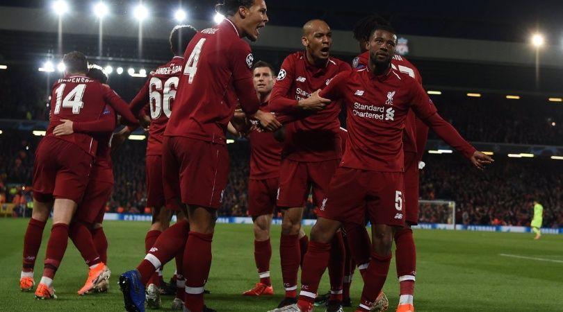 Liverpool le ganó 4 a 0 a Barcelona y se metió en la final de la Champions