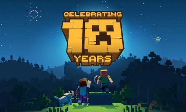 Minecraft el juego más vendido de la historia