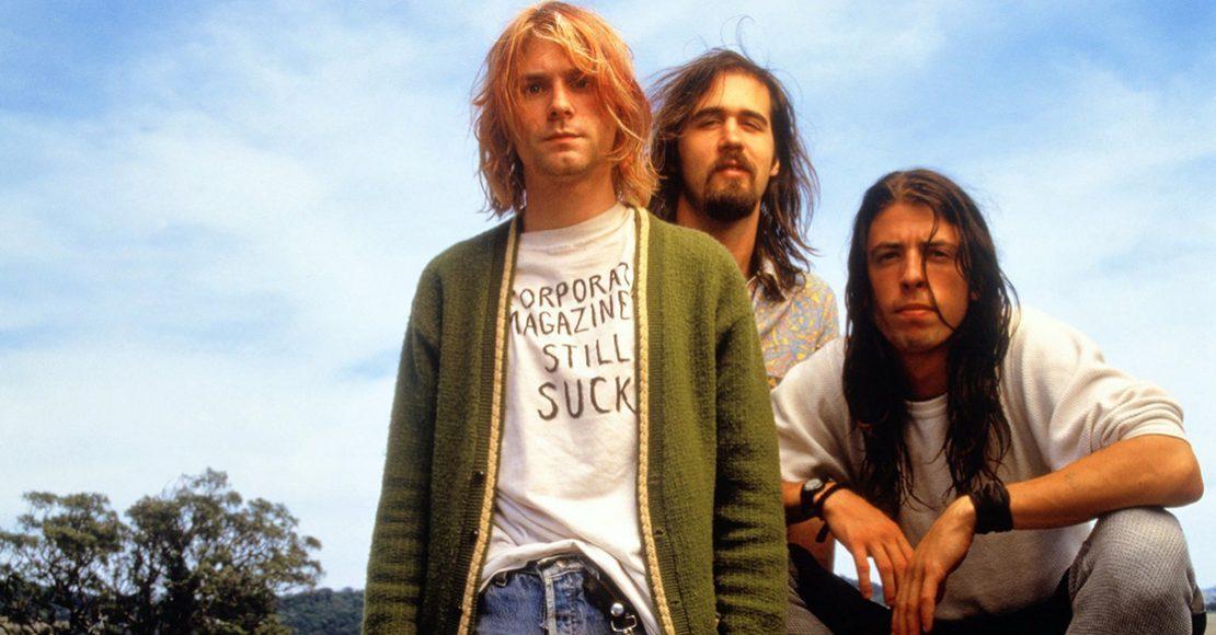 """""""Live And Loud"""" de Nirvana será lanzado en vinilo y streaming"""