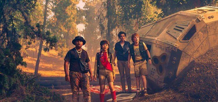 Campamento en el fin del mundo: La película de Netflix al estilo Stranger Things