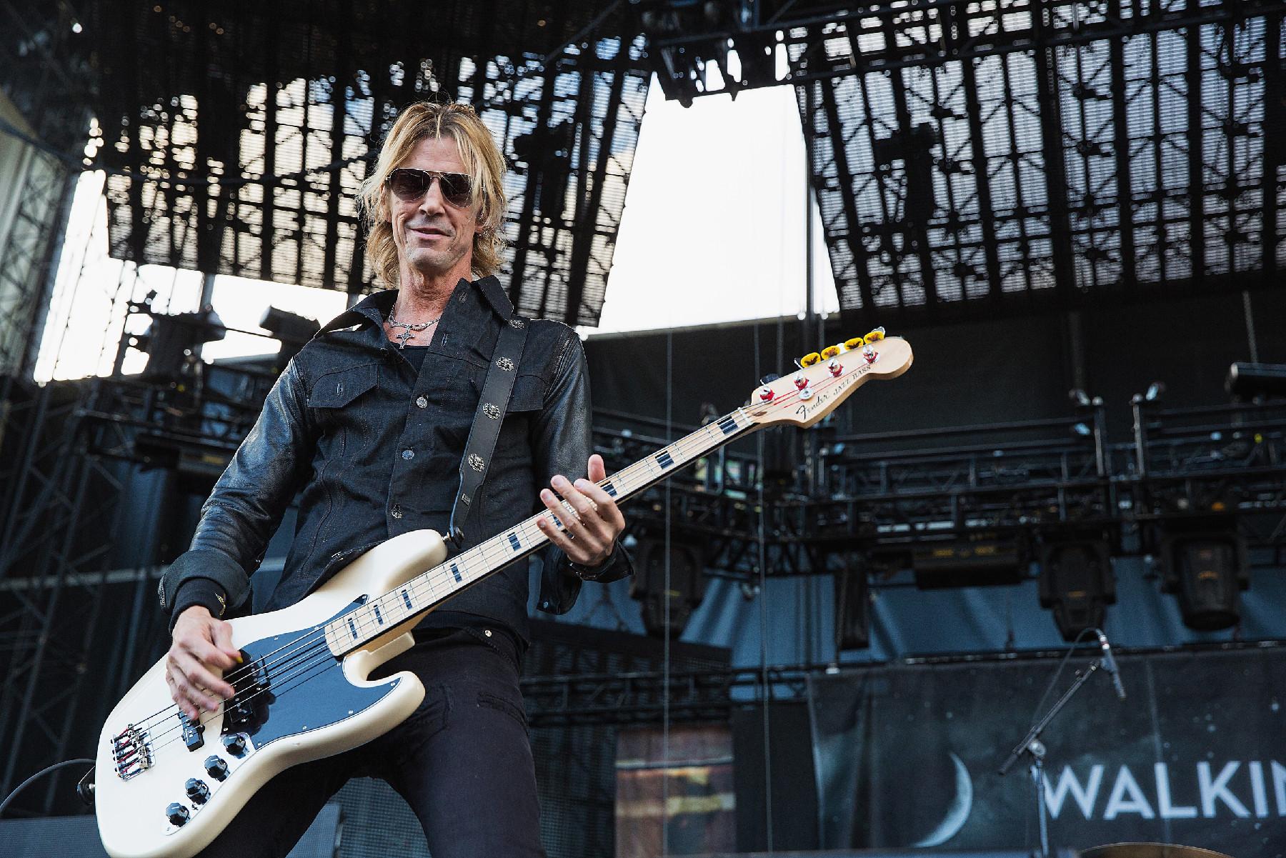 """Duff McKagan lanzó """"Tenderness"""", su nuevo disco solista"""
