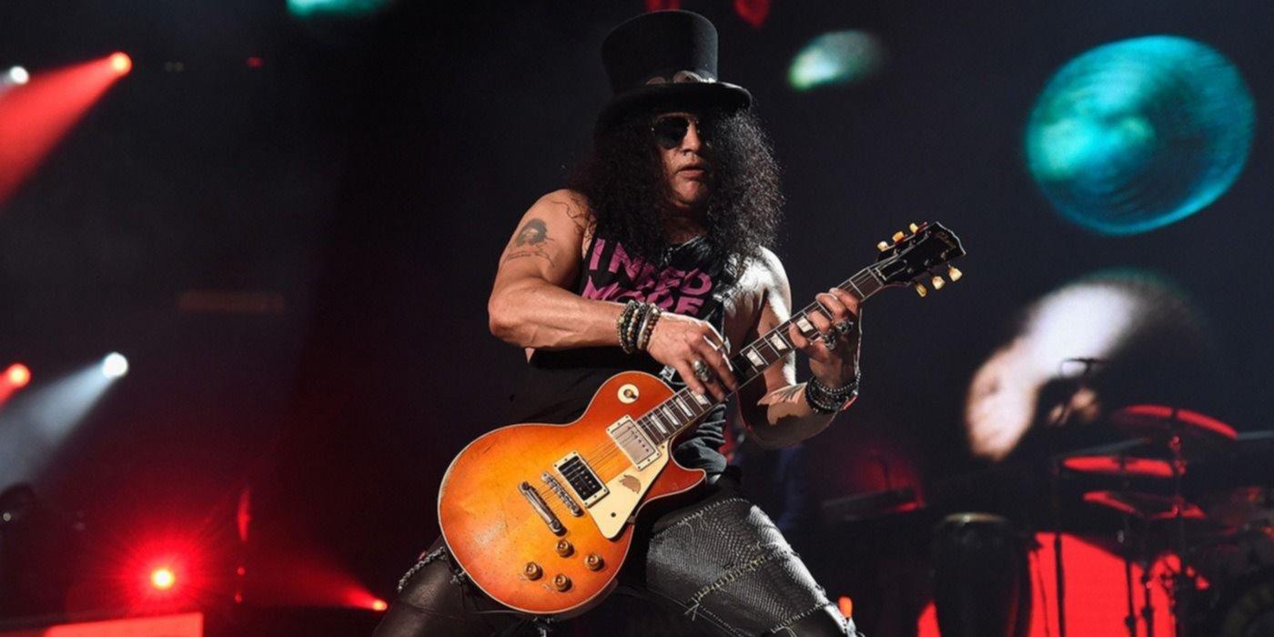 Slash confirma que Guns N' Roses está trabajando en un nuevo disco
