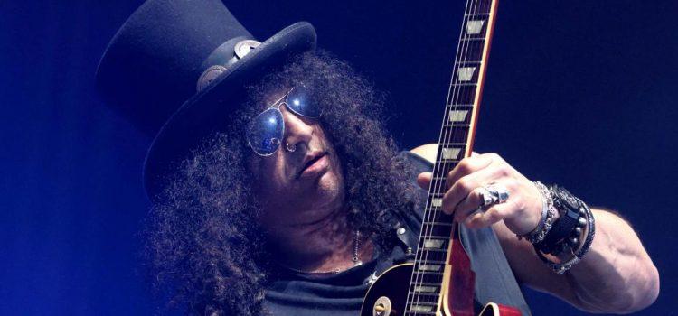 Slash no cree que Guns N' Roses edite otro disco