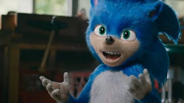 La película de Sonic estrena su primer tráiler