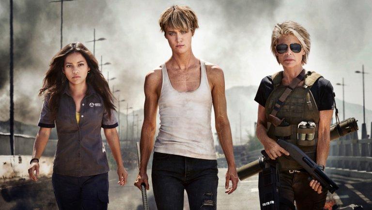 Mirá el primer trailer de Terminator: Dark Fate