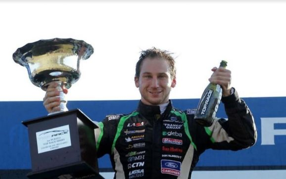 Franco De Benedictis tras la victoria en el Top Race Series: «Estaba confiado»