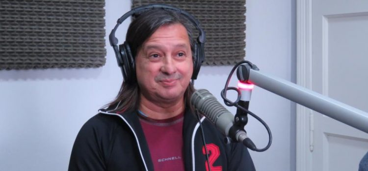 Mario «Pancho» Echavarría volverá a ser el animador de Aventura Invierno, la carrera de Actitud Solidaria