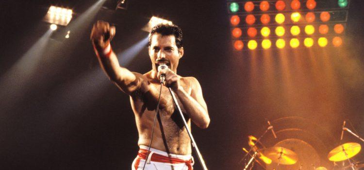 Recuperan y editan una grabación inédita de Freddie Mercury