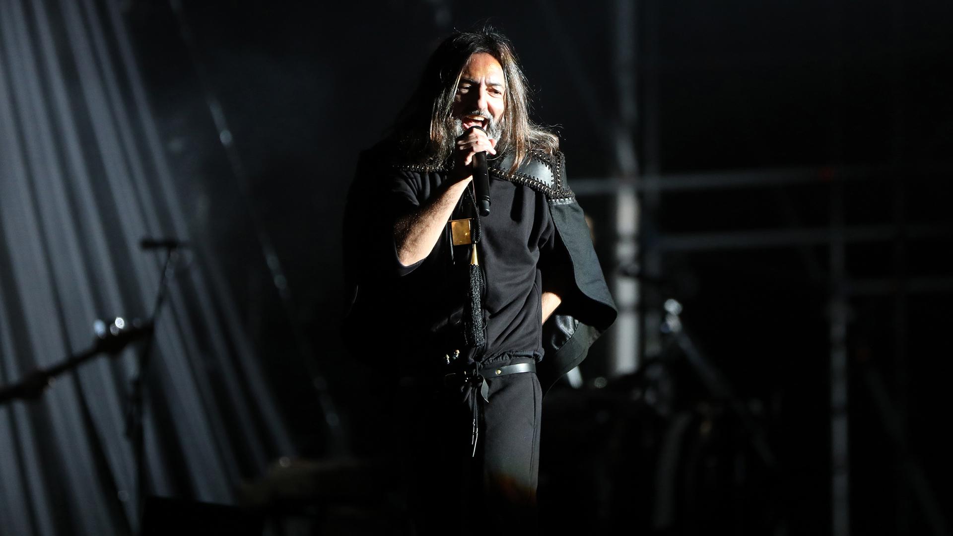 Nada de Discutible: Babasónicos presentó su nuevo disco con un imponente show en el Hipódromo de Palermo
