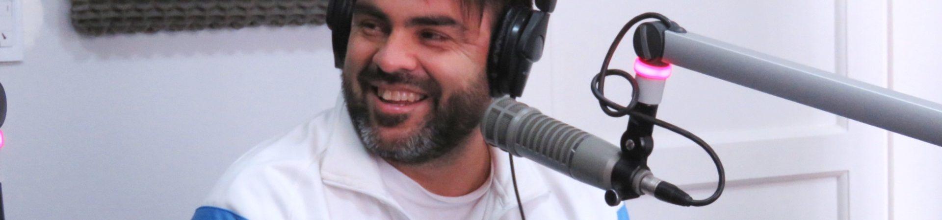 Gustavo Blanco anticipó la entrada en calor de Aventura Invierno, la carrera de Actitud Solidaria