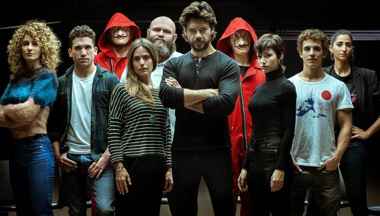 La Casa de Papel 3: el Profesor presenta a los nuevos miembros de la banda