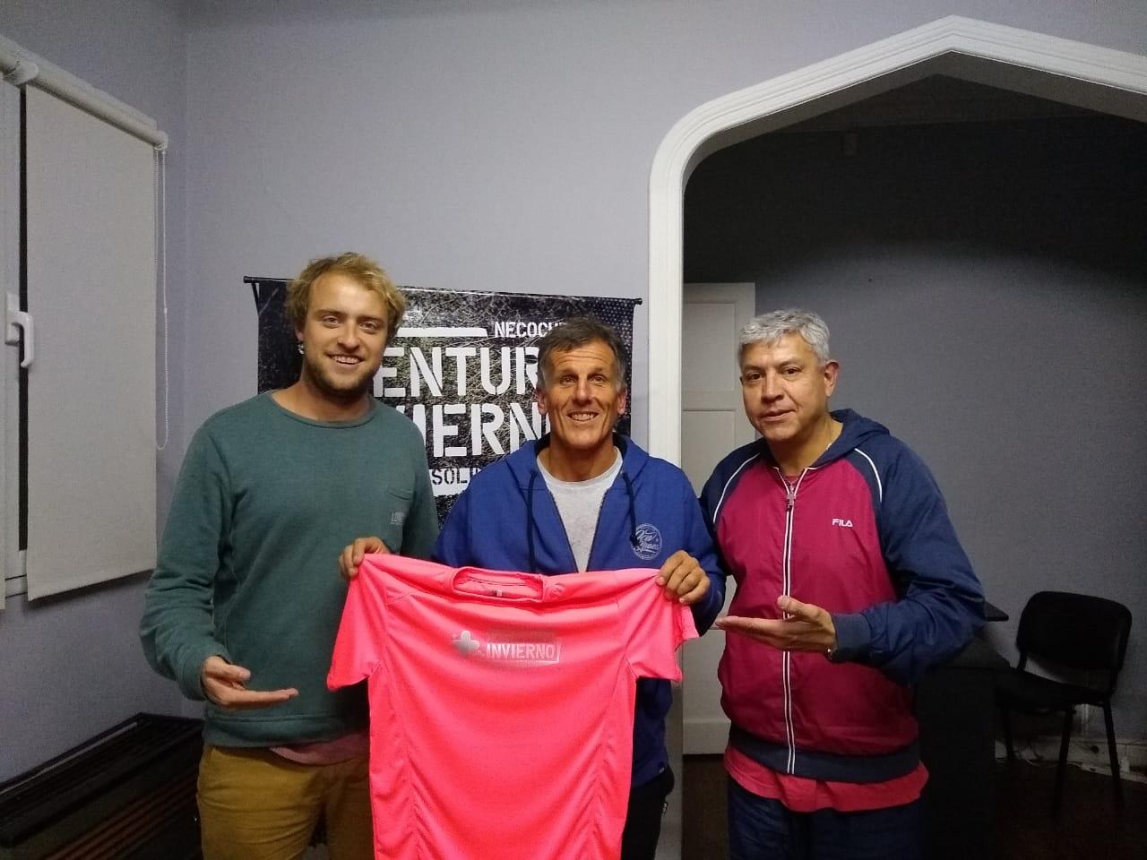 El grupo WM Runners se sumó a Actitud Solidaria