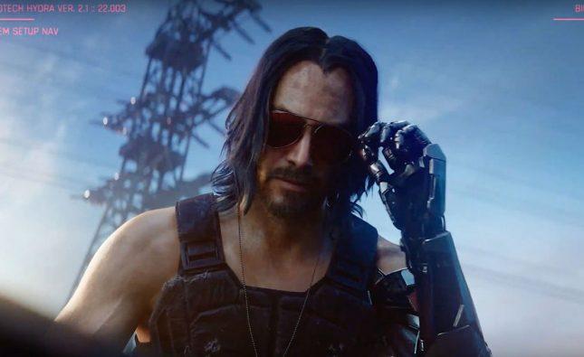 Keanu Reeves será un héroe rockero en el videojuego Cyberpunk 2077