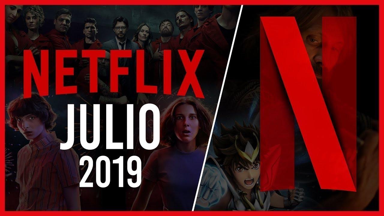 Los estrenos de Netflix para julio