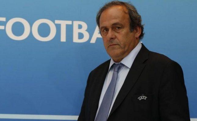 Detuvieron en Francia al expresidente de la UEFA Michel Platini