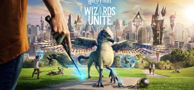 El lanzamiento de Harry Potter: Wizards Unite es un éxito mundial