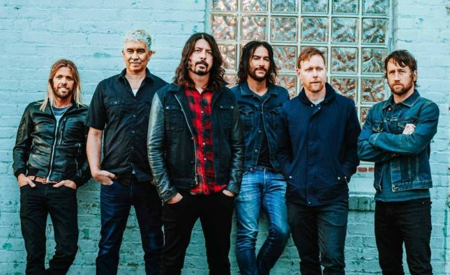Foo Fighters planea lanzar su nuevo álbum en 2020