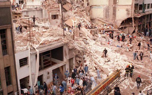Martín Canay sobre el ataque a la AMIA: «Desde el primer minuto nos dimos cuenta que era un desastre tremendo»