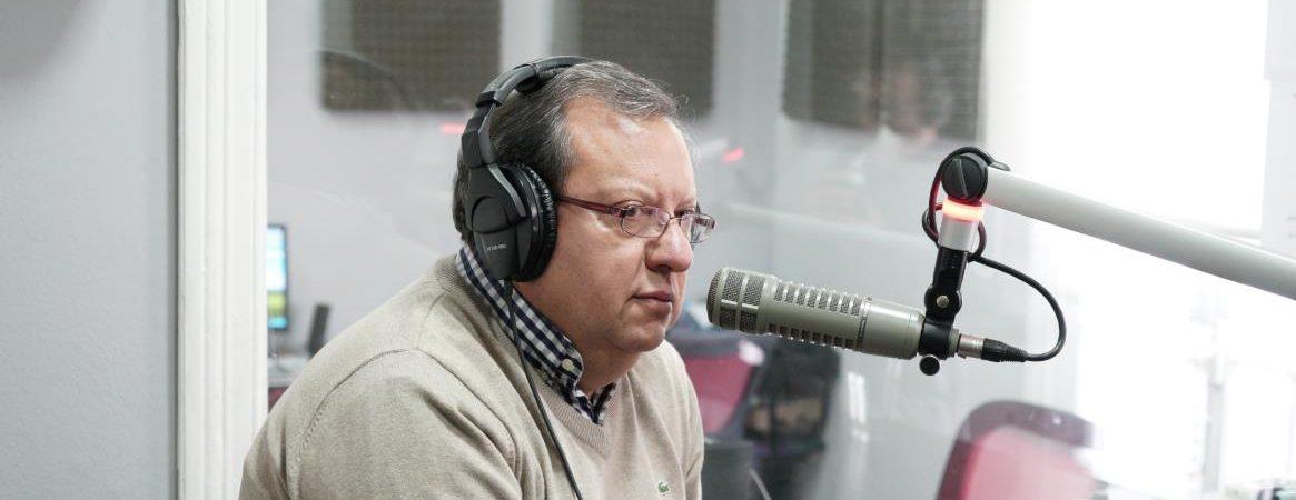 Bartolomé Zubillaga: «Me seduce bastante el proyecto que tiene Arturo Rojas»