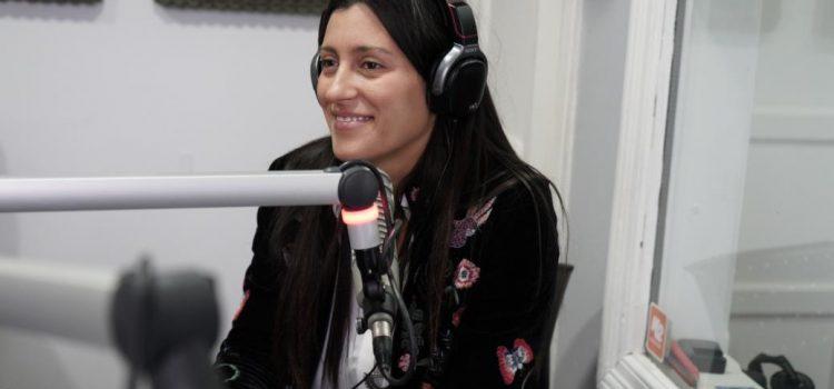 Fanny Gómez: «Un día dije 'puedo pasar de ser espectadora a ser protagonista'»