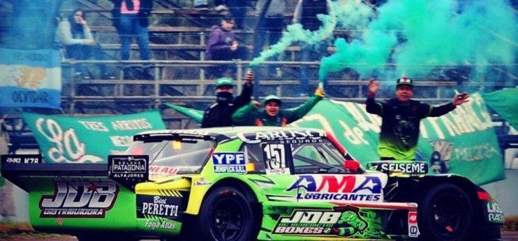Juan Bautista De Benedictis: «Mi próximo objetivo es ganar una carrera»
