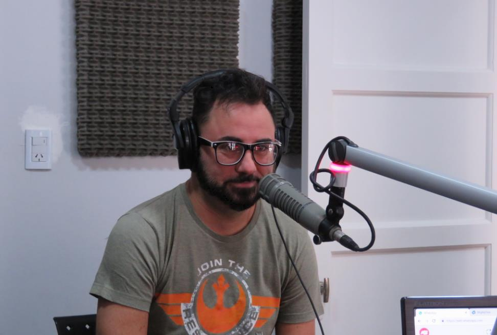 Leandro Paolini Somers dará un taller de escritura creativa