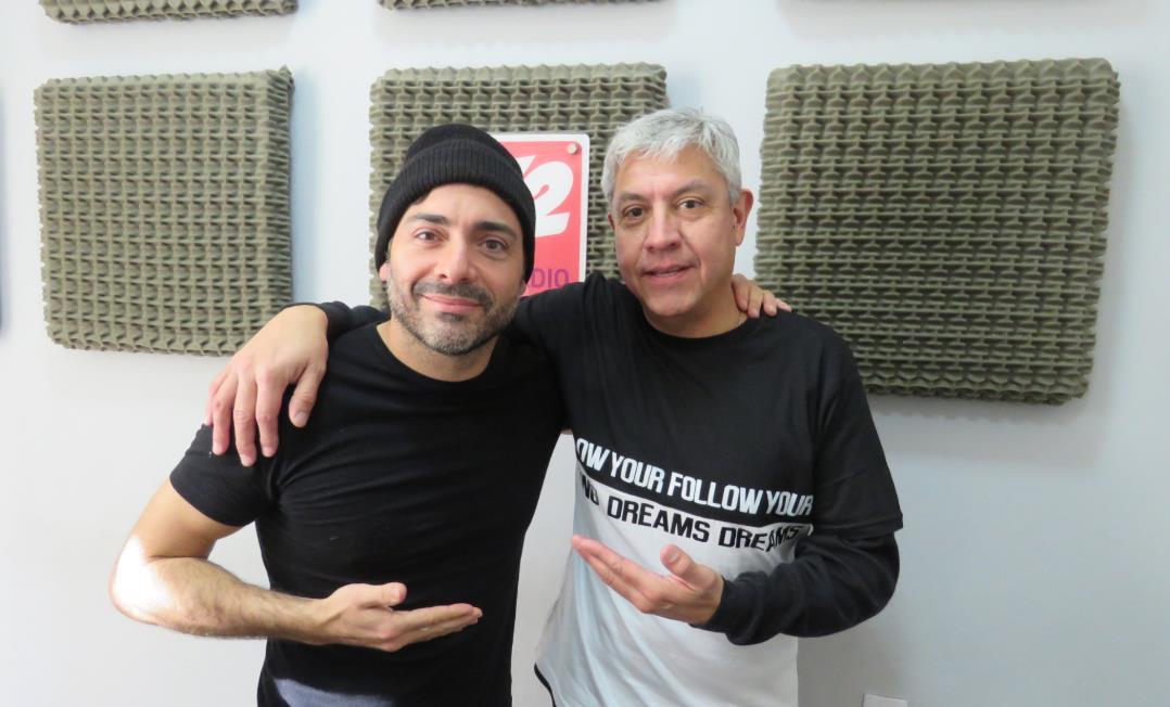 Martín Pastor anticipó su show en La Sardiñola