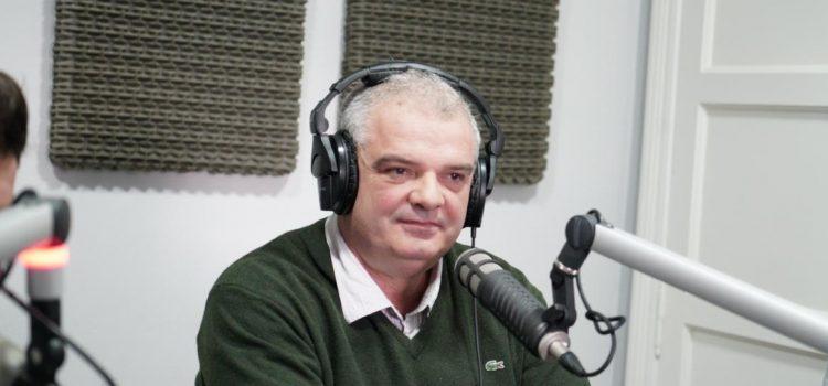 Alejandro Pascual: «Voy a llevar el Municipio al Complejo Casino»