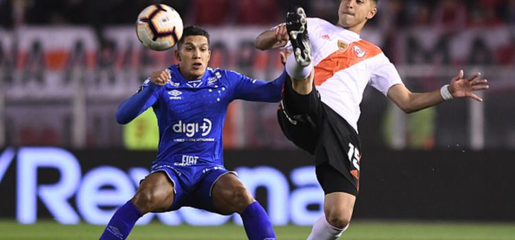 River empató ante Cruzeiro y erró un penal en la última jugada