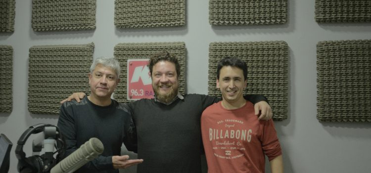 "Vosque Dagua presentó ""Verifica"" en DestaK2, adelanto del «Samua Session»"