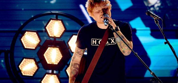 Ed Sheeran realizó la gira más taquillera de la historia y desbancó a U2