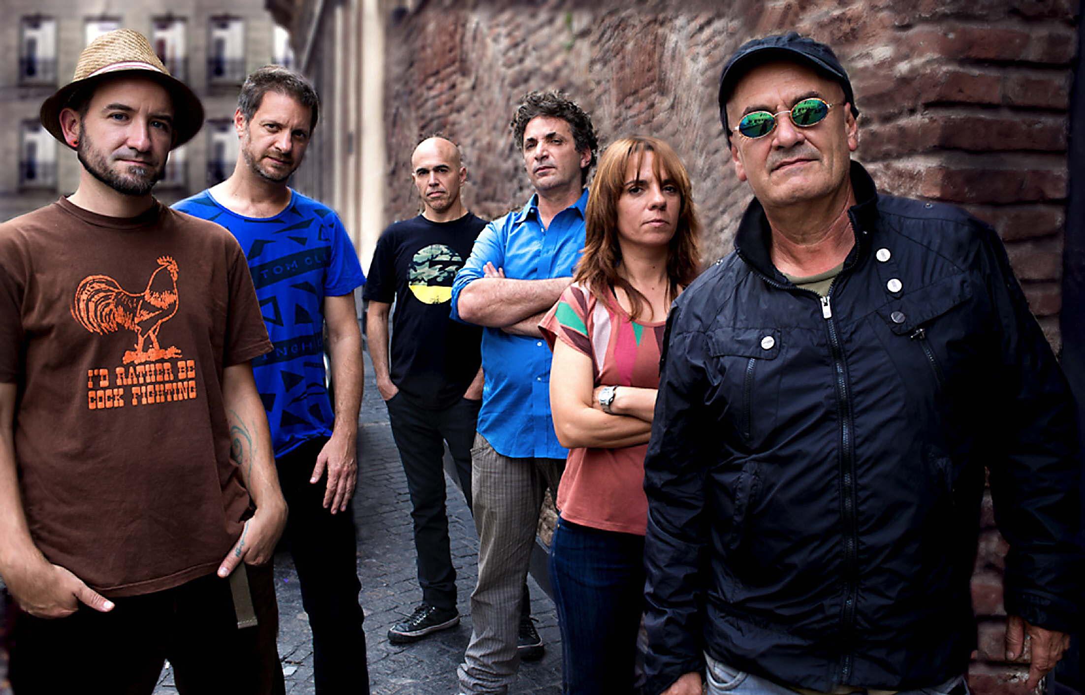 Las Pelotas lanzó «Dando Vueltas», primer adelanto de su nuevo disco
