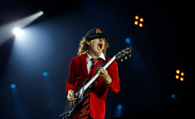 AC/DC celebra los 40 años de «Highway to Hell» con un video inédito