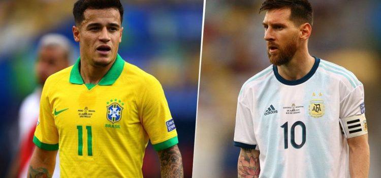 Desde Belo Horizonte, Agustín Commisso contó cómo se prepara la Selección Argentina para enfrentar a Brasil