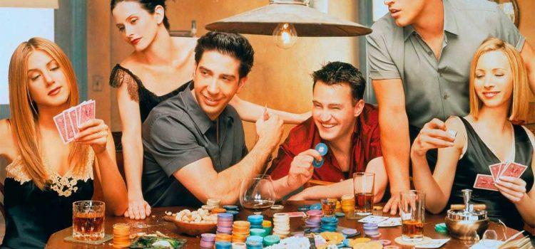 Friends se queda en Netflix Latinoamérica