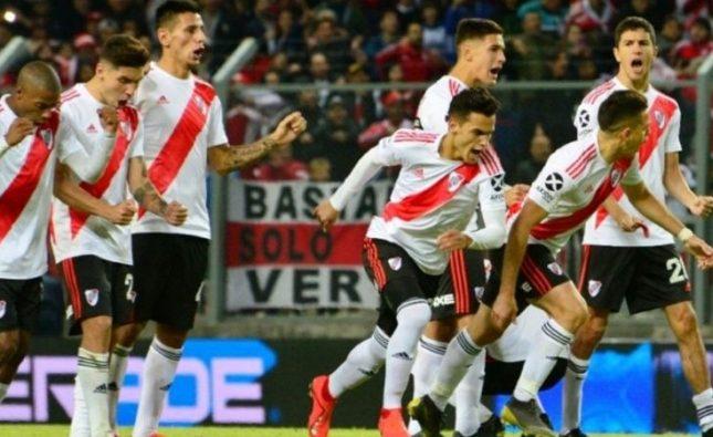 River abre los octavos de final de la Copa Libertadores ante Cruzeiro