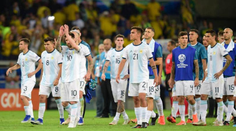 Argentina jugará ante Chile por el tercer puesto en la Copa América