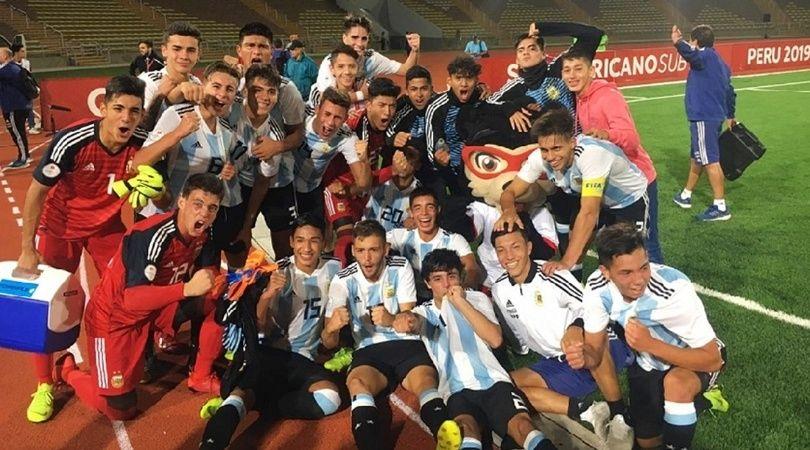 La Selección Sub 17 ya conoce a sus rivales para el Mundial de Brasil