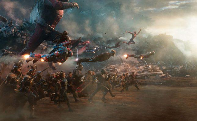 Avengers: Endgame se convirtió en la película más taquillera de la historia del cine