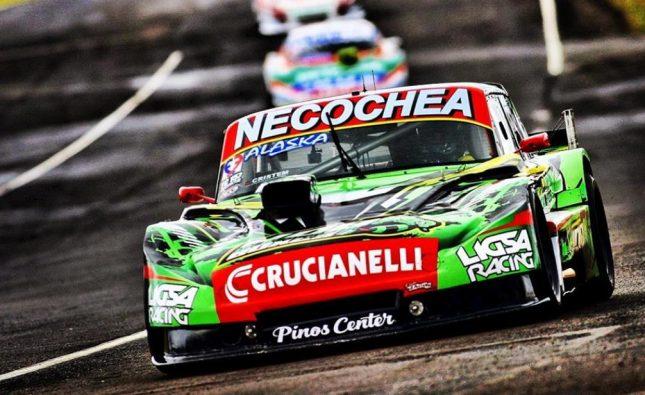 Juan Bautista De Benedictis: «Es uno de los mejores autos que me ha tocado manejar»