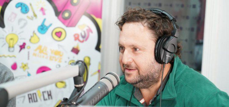 Leonardo Giorgetti: «A la discusión política del distrito le hacía falta una voz vecinal»