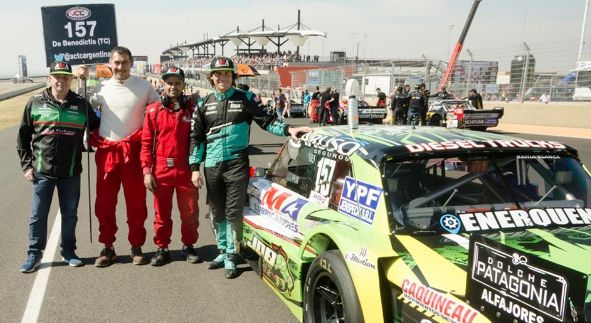 Juan Bautista De Benedictis trazó un balance del cierre de la etapa regular del TC