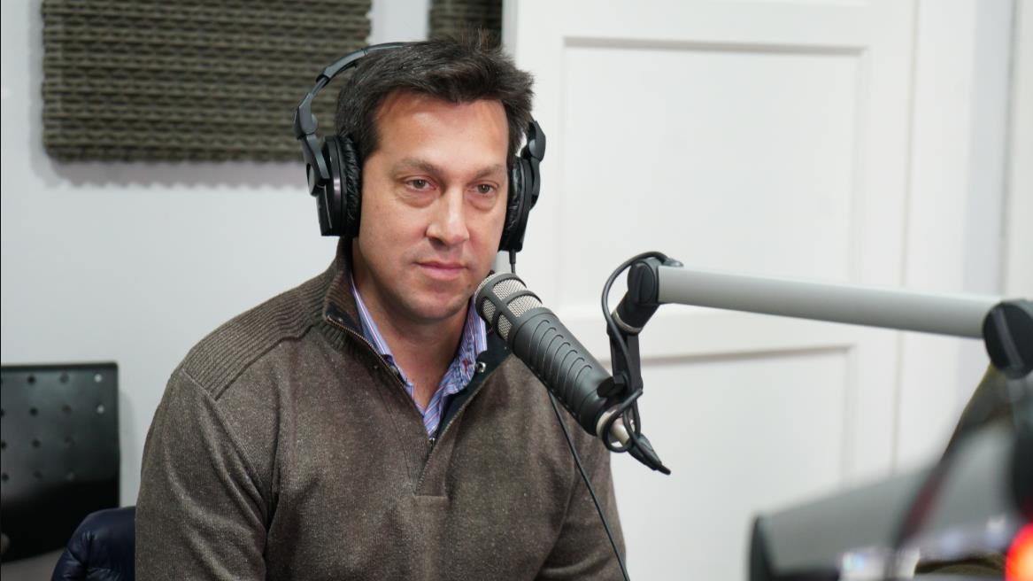 Arturo Rojas trazó un balance de la reunión que mantuvo con la UCR