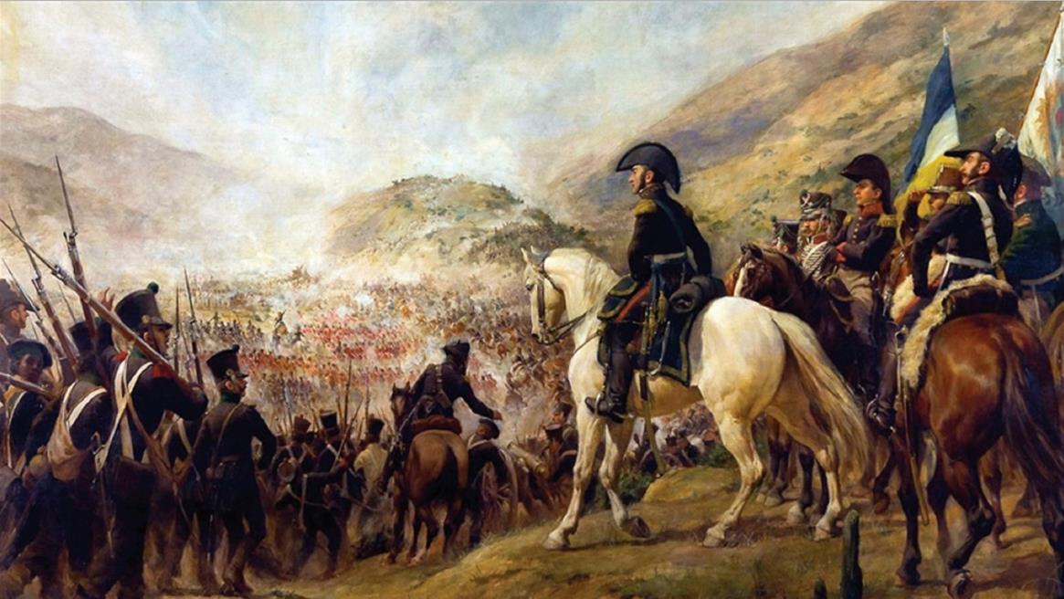 Repasamos la vida de Don José De San Martín con Roberto Colimodio Galloso