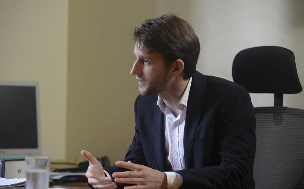 Gabriel Zelpo sobre la economía: «El problema es que no tenemos confianza en relación al futuro»